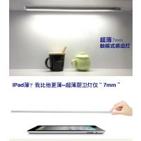 热销触摸感夜灯USB接口超薄铝合金外壳小夜灯橱柜灯楼道灯