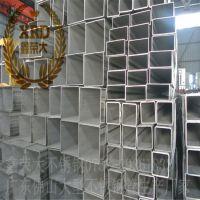 深圳304拉丝不锈钢方管 方通