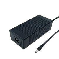 鑫粟国际 54.6V1A 锂电池充电器 美规UL认证