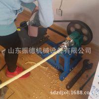 玉米绿豆膨化机 五谷杂粮麻花膨化机 江米棍机 振德热销