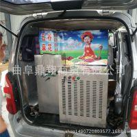 鼎翔专业定制冰糖绿豆汽油膨化机 14马力汽油箱式单缸膨化机厂家