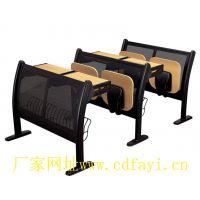 四川阶梯教室座椅|阶梯教室座椅尺寸|学校阶梯教室课桌椅