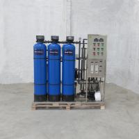 晨兴制造大型电子厂纯水纯化RO反渗透纯净水器机生产处理设备 可直接供员工饮用