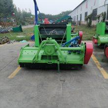 小型玉米秸秆回收机信誉保证 河南1300玉米粉碎打捆一体机价格