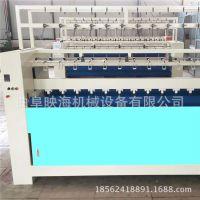 大棚棉被棉门帘机 工业缝纫机 多针缝制引被机 直销
