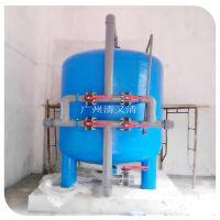厂家直销黑龙江碳钢过滤器石英砂多介质过滤器规格可按需求清又清订做