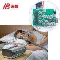 呼吸机控制器 止鼾器呼吸机控制器 便携式呼吸机控制器