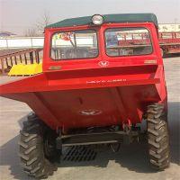 京城筑路运输一吨翻 功能多种前卸式翻斗车 铁路修缮翻斗车价格