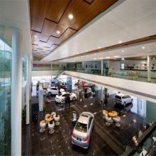 广东德普龙高强度镀锌钢板天花风格鲜明厂家销售