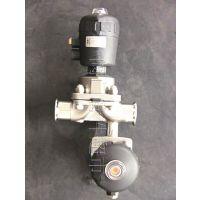 φ108MINI手动卫生级隔膜阀天长用于食品机械