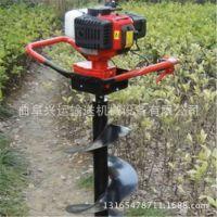 定制种植挖穴机 苗木移植挖坑机 植保机械小型松土机