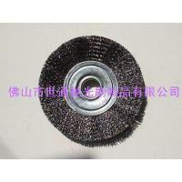 生产各种规格钢丝轮刷