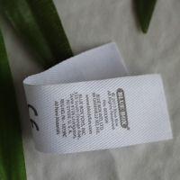 东莞丝带洗水标|丝带洗水唛,支持来图定制