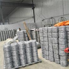 刺绳的价格 钢丝刺绳 细铁丝网