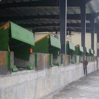 六盘水辅助汽车过桥 集装箱装卸平台 专业定制6.8.10.12吨DCQG-10固定式液压登车桥