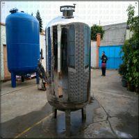 广旗食品级不锈钢纯化水储水罐 双面焊接抛光 品质坚固