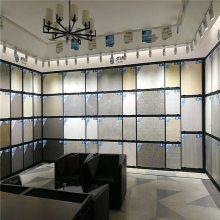 瓷砖展厅装饰方孔板 陶瓷样品展示架生产 张家港市600/300瓷砖铁板展架