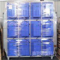 低温等离子废气净化器烟气处理设备油烟净化器
