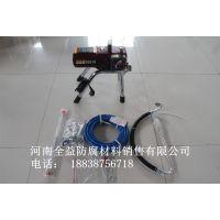 固特电动高压无气喷涂机550型 乳胶漆喷漆机 涂料油漆喷涂工具 1.1KW电动式无气喷涂机