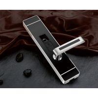 智能指纹锁 家用电子锁防盗门锁新款云智能门锁磁卡锁密码锁