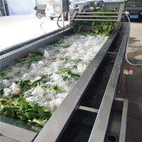直销西兰花清洗机 多功能蔬菜清洗机 全自动净菜加工流水线