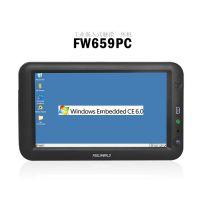 富威德 嵌入式工业触摸平板电脑一体机 多系统支持蓝牙WIFI 工业嵌入式触摸一体机 PC659