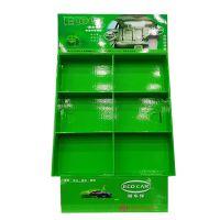 深圳卖点纸质汽车用品展示架h-17001 组装结构简单方便更好用