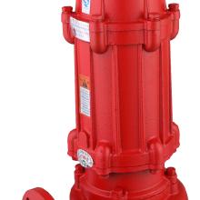 耐高温潜热水泵 0.75kw-7.5kw 工地工程用铸铁 耐100度酒店洗衣房排污泵