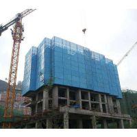 厂家定做爬架防护网 建筑工地防火安全冲孔网 盖楼爬架网