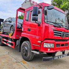 220挖机专用平板拖车厂家春节有优惠1.0L排量