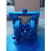 污泥隔膜泵QBY3-25聚丙烯配四氟 上海映程泵业
