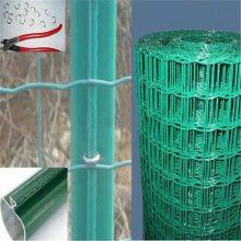圈果园铁丝网 涂塑护栏网 养鸡网