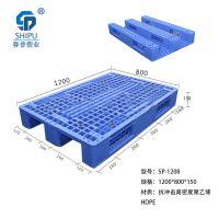 1208川字网格托盘,货架/叉车/液压车可用塑料托盘,厂家降价了,赛普塑业