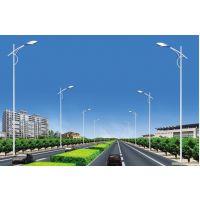 河北利祥灯杆厂供应5.5米变径太阳能道路灯杆——现货