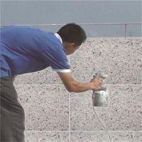 招商高弹性保温外墙涂料/抗裂工程油漆弹性水漆供应商