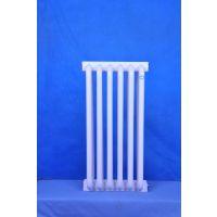 圣烨采暖专业供应钢制弧管三柱散热器GZH-3/X-1.0暖气片