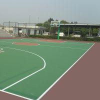 东莞丙烯酸篮球场材料施工福顺体育品质保证