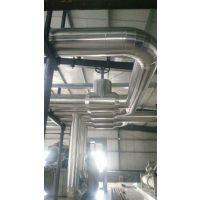白铁皮通风管道工程施工 罐体设备保温施工 专业承接