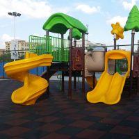 中山定做户外游乐园设施厂家,珠海儿童组合滑梯配套柏克生产价更低