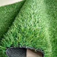 时宽加密25mm休闲场所人工草仿真草坪,广州人造草坪厂家批发景观假草皮