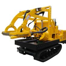 三普挖树机机头能不能和装载机组装在一起