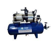 菲恩特ZTS-ZTA02气体增压系统(加储气罐)不锈钢气动加压设备
