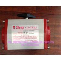 美国BRAY博雷S92 S93气动执行器规格参数单作用 92-0830-11300-532