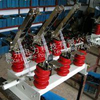 FN5-12/630A压气式户内高压负荷开关 10kv带熔断器底座负荷开关