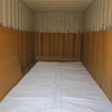 集装箱干料袋液袋天然橡胶集装箱内衬袋_重庆君正厂家生产