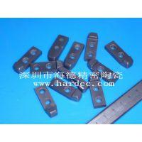 来图来样加工 氮化硅陶瓷板 氮化硅陶瓷棒 海德供