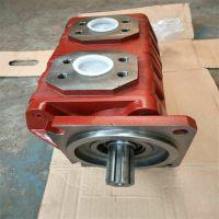 徐工起重机CBKP80/63液压齿轮油泵CBKP100/63液压齿轮泵