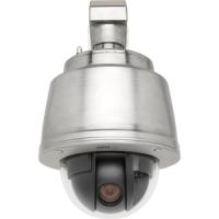 安讯士AXIS Q6042-S PTZ 调速球网络摄像机 具有 36 倍变焦功能的增压不锈钢 PTZ