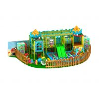 幼儿园淘气堡 儿童乐园设备厂家直销新乐士