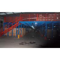 高位横梁式货架 阁楼货架组合方式 天津厂家生产 非标定制